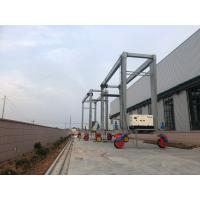 Buy cheap Light duty electric Single girder overhead cranes travelling crane with 10 T from wholesalers
