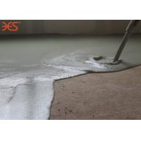 Water Based Self Leveling Floor Compound Underlayment With High Strength for sale