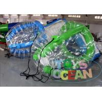 China Summer Seaside Inflatable Water Game Towable Tubes Funny Water Sport For Adult wholesale