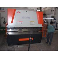 China Metal Frame Cnc Sheet Metal Brake Machine 125 Ton 2500mm/3200mm/4000mm wholesale