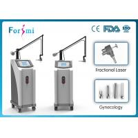 China Latest 0.12mm-1.25mm adjustable spot size fractional co2 surgical laser device wholesale