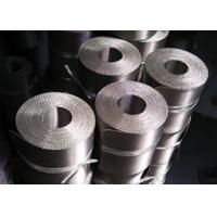 China 316 Stainless Steel Conveyor Chain Belt Plastic Extruder Reverse Futch Weave wholesale