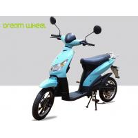 16 Inch Two Wheels European Standard Pedal Assist Electric Bike With 48v 12ah Removable