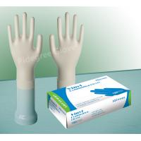 China Silicone Medical High Risk Gloves , Disposable Synthetic Vinyl Gloves on sale