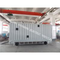 China Heavy Load Multi Purpose Dump Trailer , Cargo Pro Enclosed Trailer With Pressure Tyre on sale
