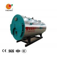 China Pharmaceutical Industry Gas Fired Steam Boiler 1-2.5Mpa Rated Steam Pressure wholesale