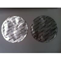 China Printed Sealing Aluminu Foil Sealer Lid Pieces wholesale