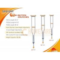 Wholesale Push-Button Crutches from china suppliers