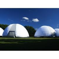 China 6m dia inflatable dome tent for outdoor exhibition event wholesale