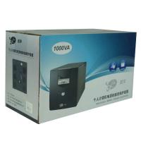 Quality 1000va LCD Offline ups with built-in battery 12V 9ah, home ups for computer for sale