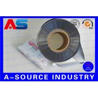 China 10C / 14C Custom Heat Seal Aluminum Foil Roll Bag Package In Rolls MOQ 100KG on sale