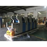 Quality High Efficient Paper Sheet F-447 4-Color Offset Printing Machine for sale