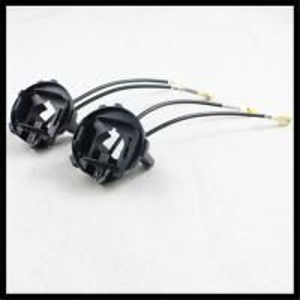 China H7 HID xenon Headlight Bulb Holder adaptor Base for VW Tiguan/Golf 7/Scirocco/Sharan H7 wholesale