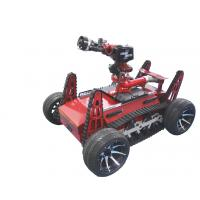 China Rxr-m80lgd Fire Fighting Equipment All Terrain Firefighting Robot 564kg wholesale