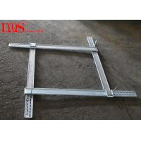 China Professional Scaffolding Steel Column Clamps With 20mm Thickness Flange wholesale