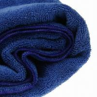 China 100% Polyester Microfiber Bath Towel for Children, Soft Material Can Protect from Scratching wholesale