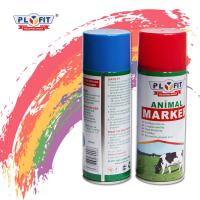 China Harmless Colorful Animal Marking Paint Safe Spray Distinguish Between Sheep / Pig / Cattle wholesale