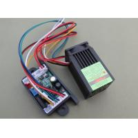 China 532nm 100mW Green Beam Laser Module with Air Cooling and TTL Modulation wholesale