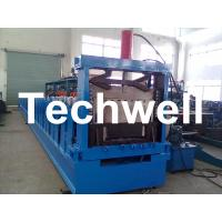 China 15KW Steel C Shaped, C Profile Purlin Roll Forming Machine For 1.5 - 3.0mm Thickness wholesale