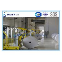 China Paper Industry Paper Roll Handling Systems Custom Color With Installations wholesale