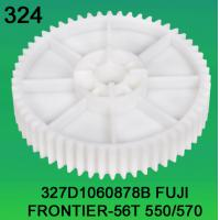 China 327D1060878B GEAR TEETH-56 FOR FUJI FRONTIER 550,570 minilab wholesale