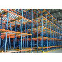 China Logistic equipment gravity flow pallet rack for sale wholesale