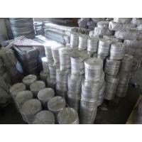 China Thickness 0.8 - 5.0mm Aluminum Disk / Aluminum Disc 1050 1060 3003 3105 5052 wholesale
