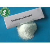 China High Pure Raw Steroid Powder Clostebol Acetate Turinabol For Muscle Mass CAS 855-19-6 wholesale