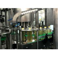 Buy cheap Cooking Oil / Sauce Piston Filling Machine , Volumetric Filling Machine With 8 Capping Heads from wholesalers