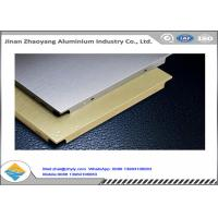 China Non-Heat Treatable Anodized Aluminum Sheet / Panel For Transportation Trim Components wholesale