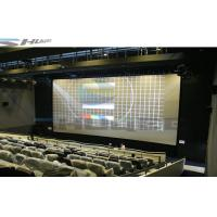 China 3D / 4D / 5D / 6D Cinema , Movie Motion Theater Chair Seat System For Indoor wholesale