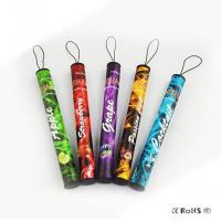 Flavored electronic cigarettes