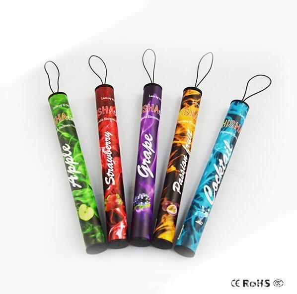 Electronic Cigarettes Flavors