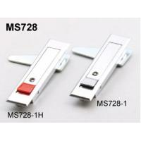 China MS728 push button locks for industries ,Fire hydrant Cabinet Door lock, Control box Lock on sale