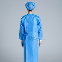 China 2020 New Automatic Non Woven Disposable Hospital Surgical Gowns Making Machine wholesale