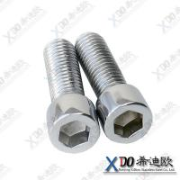 China hastelloy C276 stainless steel hex socket cap bolt wholesale
