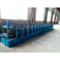 Buy cheap GI. Carbon Steel Top Hat Channel Roll Forming Machine With 1.5 Inch Chain of from wholesalers