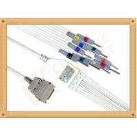 Wholesale Mortara Ecg Monitor Cable One Piece Ecg Cable 10 Lead wires Needle AHA from china suppliers