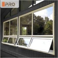 China Australia Standard Extrusion Aluminium Awning Windows Energy Saving wholesale