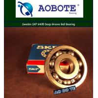 China Open Sealed Deep Groove Ball Bearing Skf 6405 For Automotive wholesale