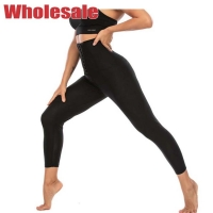 China Sauna Sweat 3XS Waist Trainer Leggings NANBIN Slim Cropped Jumpsuit wholesale