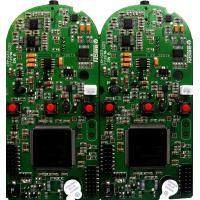 2 Layer SMD PCB Assembly Green Soldermask Oem Pcb Board Enig Surface Finish