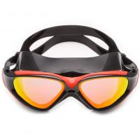 China Clear Vision No Leaking Anti Fog Goggles , Comfortable Swimming Goggles UV Protection wholesale