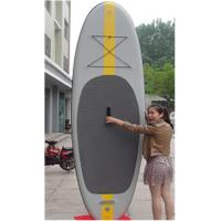 China Leakage Proof Sup Race Boards , Inflatable Sup Stand Up Paddle Board For Bays wholesale