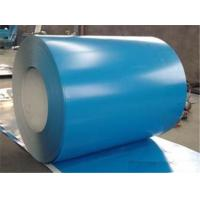 China Clean Room Color Coated Steel Coil 0.4 - 0.8 Mm Thickness Pre Painted Steel Coil wholesale