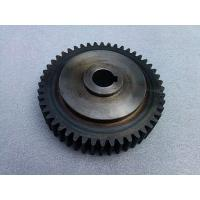 China Brass / Carbon Steel Gear Hobbing Services For Machinery equipment , gearbox on sale