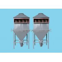High Wear Resistance Multi Cyclone Dust Collector For Flue Gas Treatment