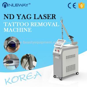 Quality 2019 professional 1500 mjbeauty tattoo removal machine nd yag laser tattoo for sale