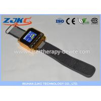 7 Beams Physical Laser Wrist Watch With LCD Display , GaAlAs Diode Laser Type