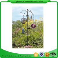 China Spray Garden Plant Accessories Bird Feeding Station Sturdy Stand Texture of material Spray wholesale